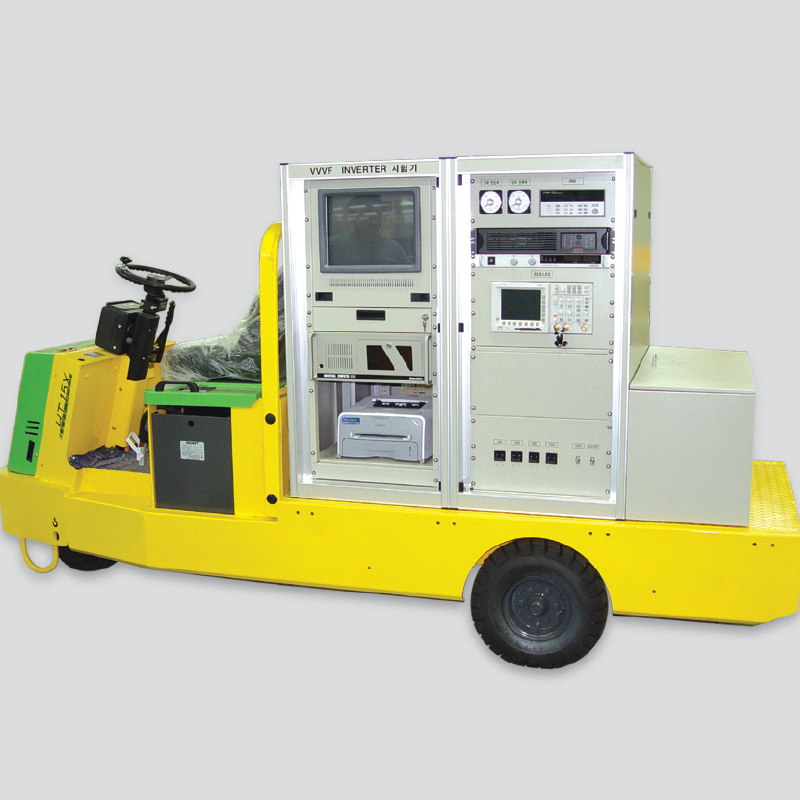 Test Equipment for VVVF Inverter